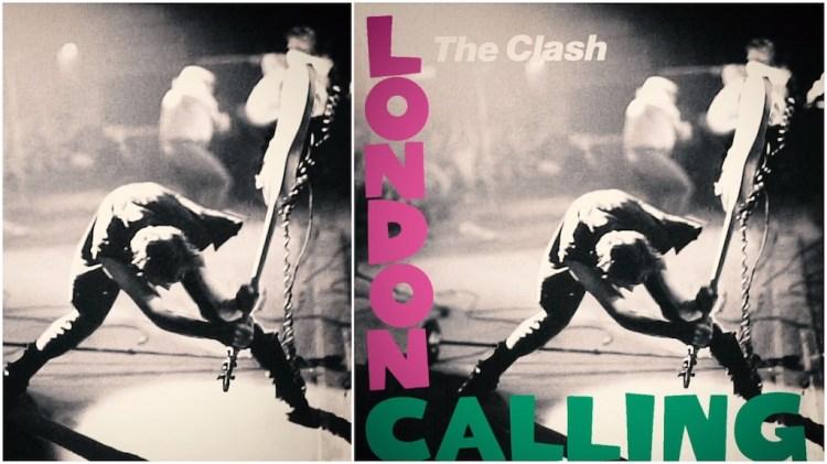 How London Calling Got Its Artwork
