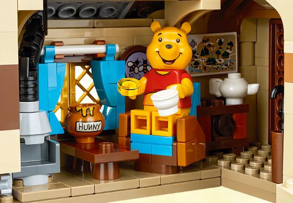 LEGO Winnie the Pooh Set Pooh Hunny