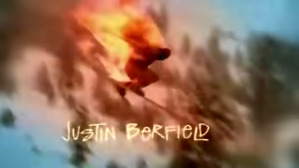 Malcolm In The Middle Intro Burning Skier