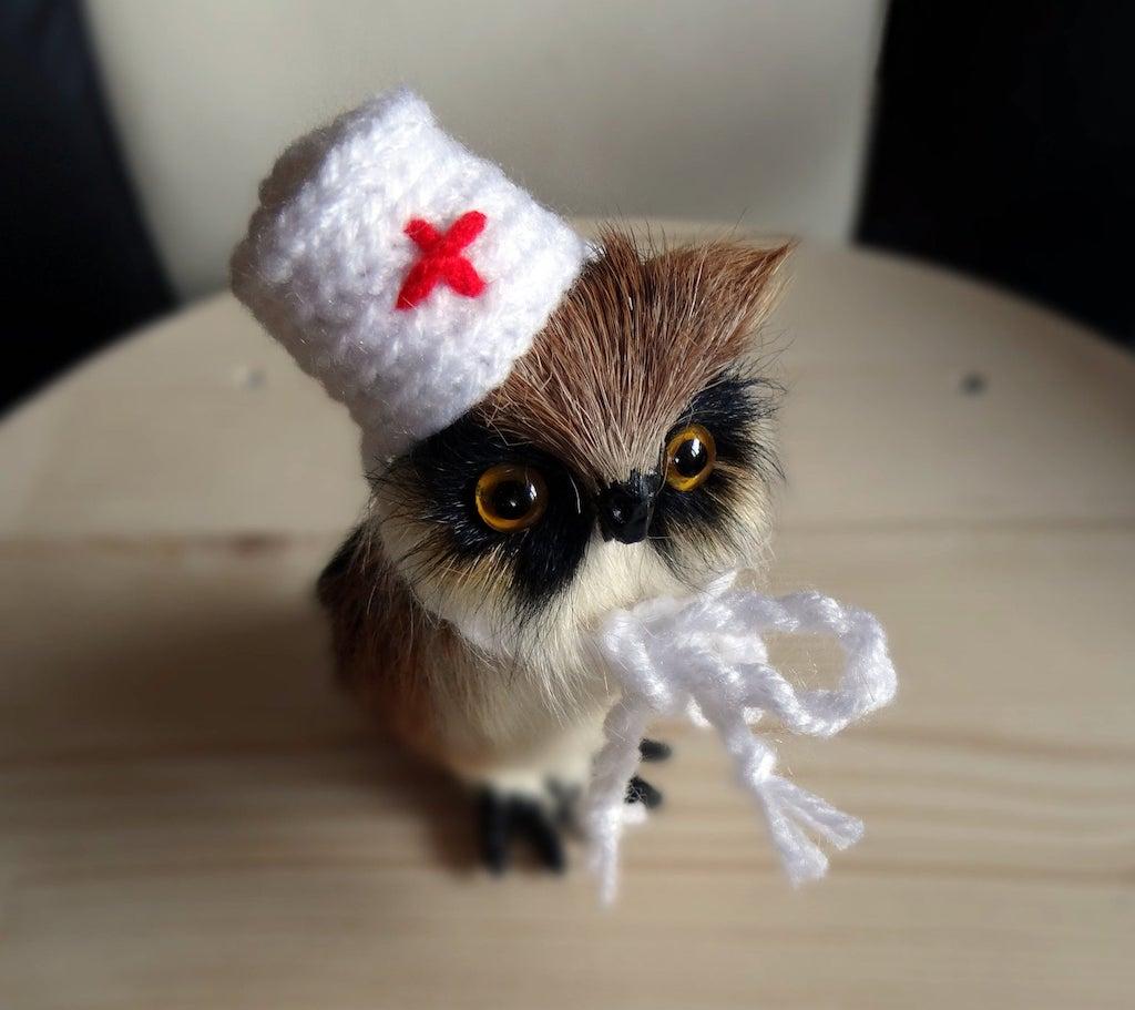 Nurse Hat for Pets