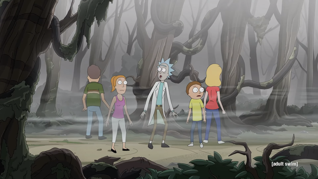 Rick and Morty Season 5 Family