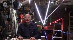 Tim Hunkin LEDs