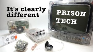 Transparent Tech in US Prisons