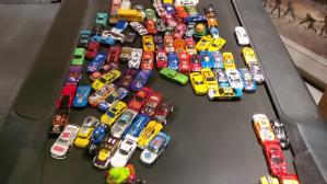 100 Car Demolition Derby Treadmill Series Race