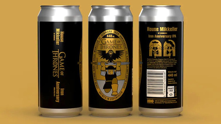 House Mikkeller Beer