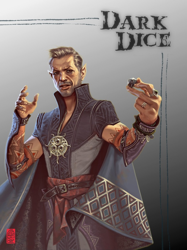 Jeff Goldblum Joins Second Season of the Dungeons & Dragons Podcast 'Dark Dice' as an Elven Sorcerer