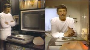 Leonard Nimoy Magnavox LaserDisc