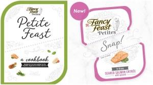 Petite Feast Fancy Feast Cookbook