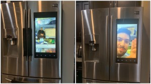 Refrigerator Screen Photoshop