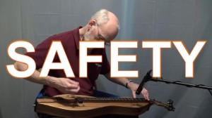 Safety Dance on Dulcimer