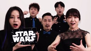 A Capella Cover of Instrumental Star Wars Theme