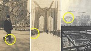 Determining Date of Three Vintage NYC Photos
