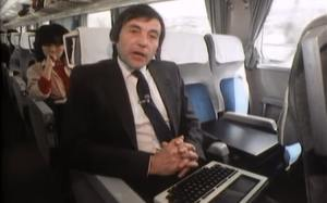 How to Send an Email in 1984