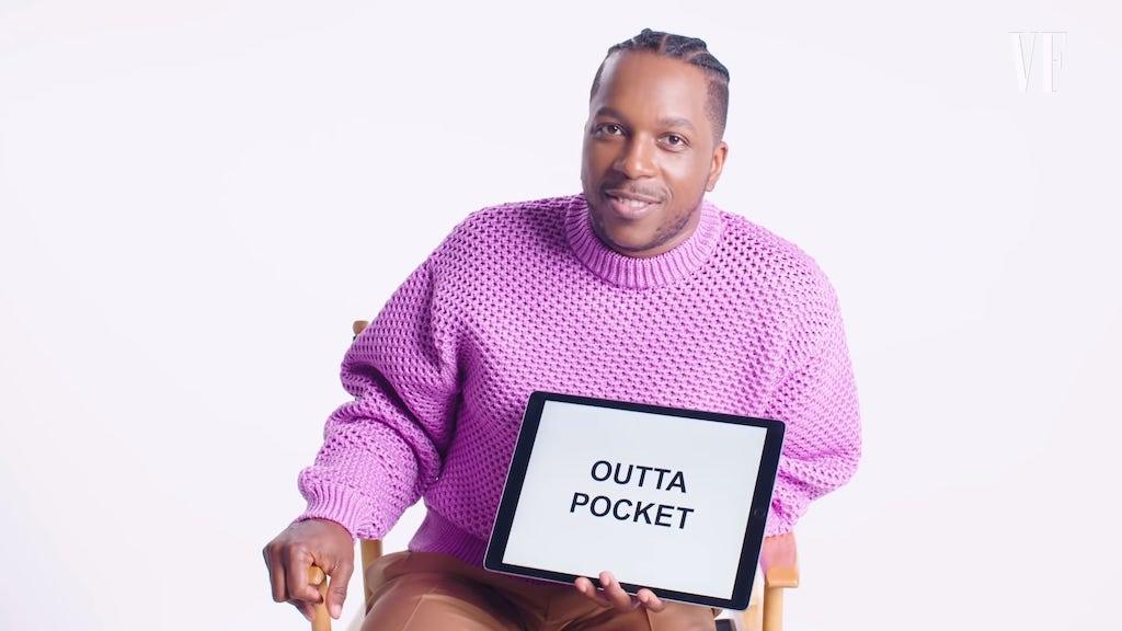 Leslie Odom Jr Teaches Philly Slang