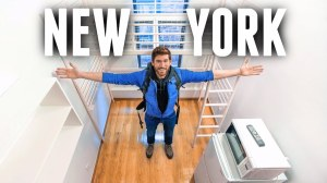 Smallest Apartment in New York City