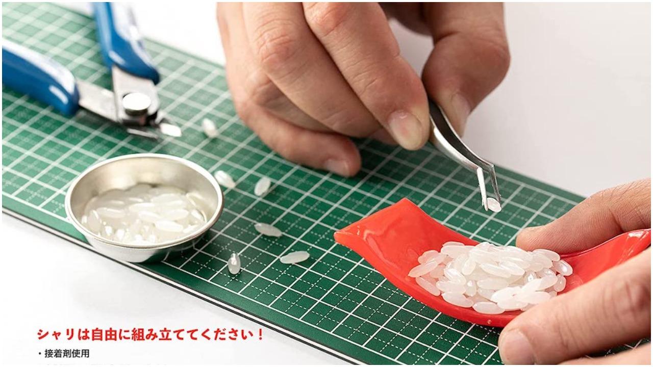 Syuto Plastic Sushi Model Kit