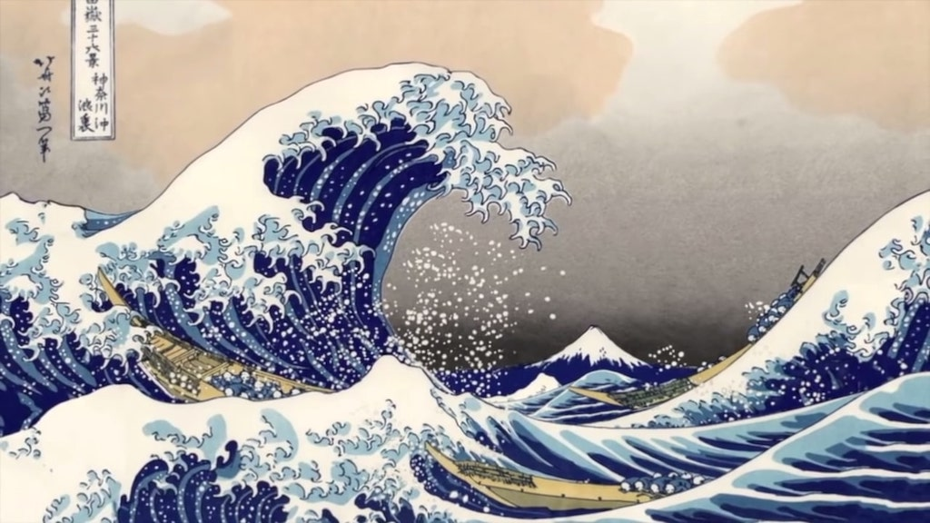 The Great Wave by Hokusai Great Art Explained