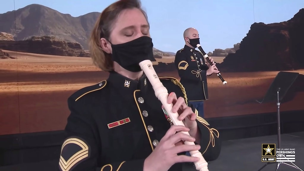 The Mandalorian Theme The US Army Band