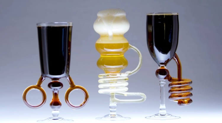 Unique Beer Glasses