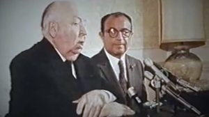 Alfred Hitchcock explains suspense