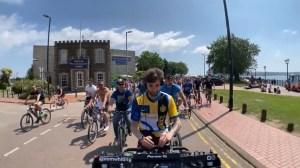 Bicycle DJ