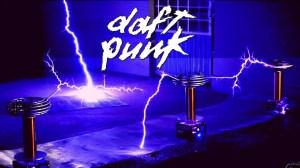 Daft Punk Get Lucky Tesla Coils