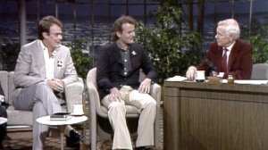 Dan Aykroyd Bill Murray Johnny Carson Ghostbusters