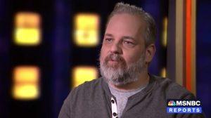 Dan Harmon Ari Melber MSNBC Interview