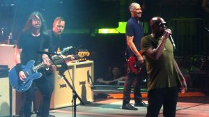 Dave Chappelle Foo Fighters Creep MSG
