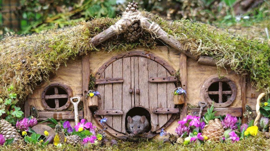 Hobbit Village for Mice