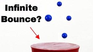 Infinite Bouncing Balls