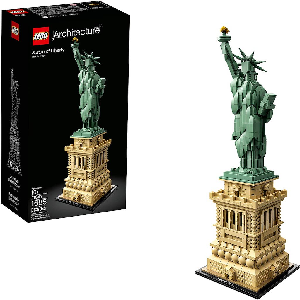 LEGO Statue of Liberty With Box