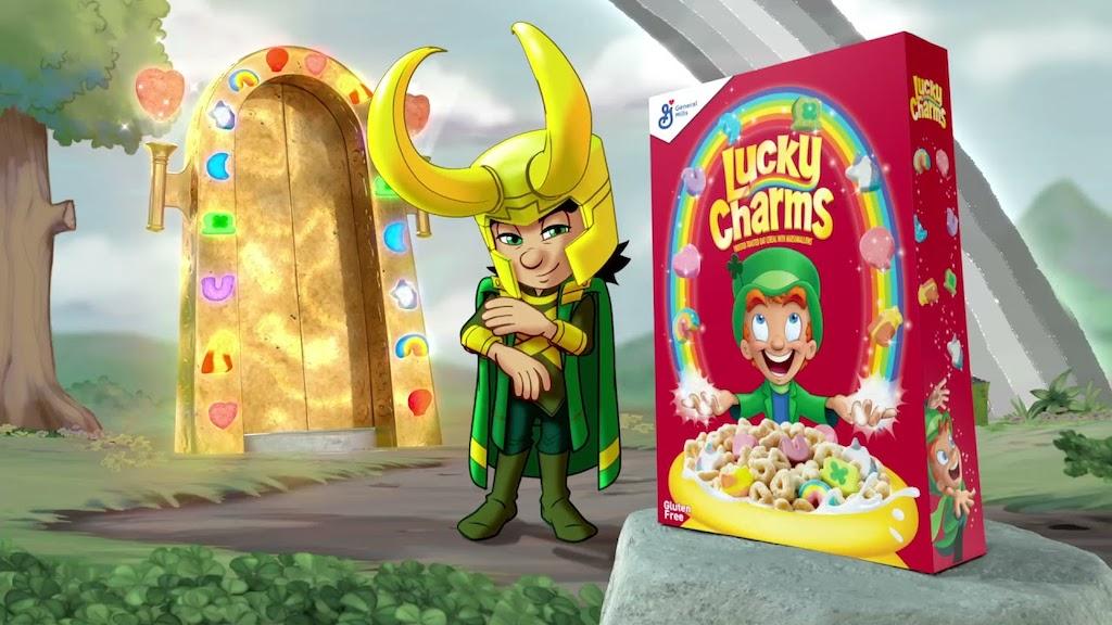 Loki Lucky Charms