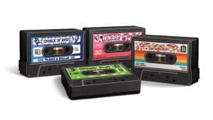 Mix Tape Cassette Sponges