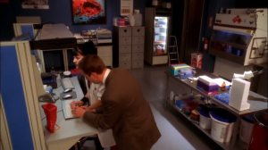 NCIS hacking scene One Keyboard Two Typists
