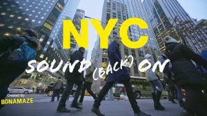 NYC Sound Back On
