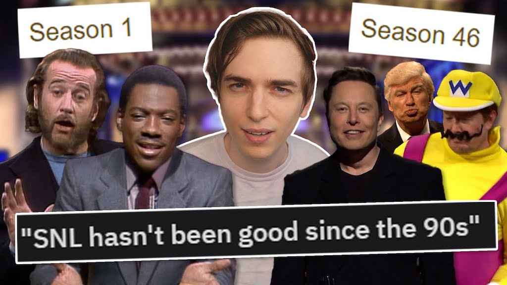 One Episode of SNL From All 46 Seasons