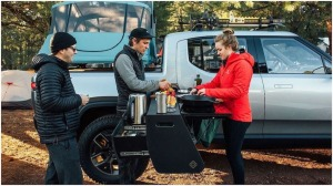 Rivian Truck Modular Kitchen