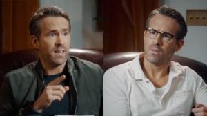 Ryan Reynolds and Twin Brother Gordon