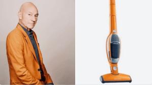 Sir Patrick Stewart Vacuum Cleaners