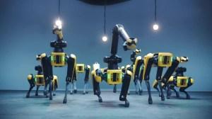 Spot Robot BTS IONIQ Im On It
