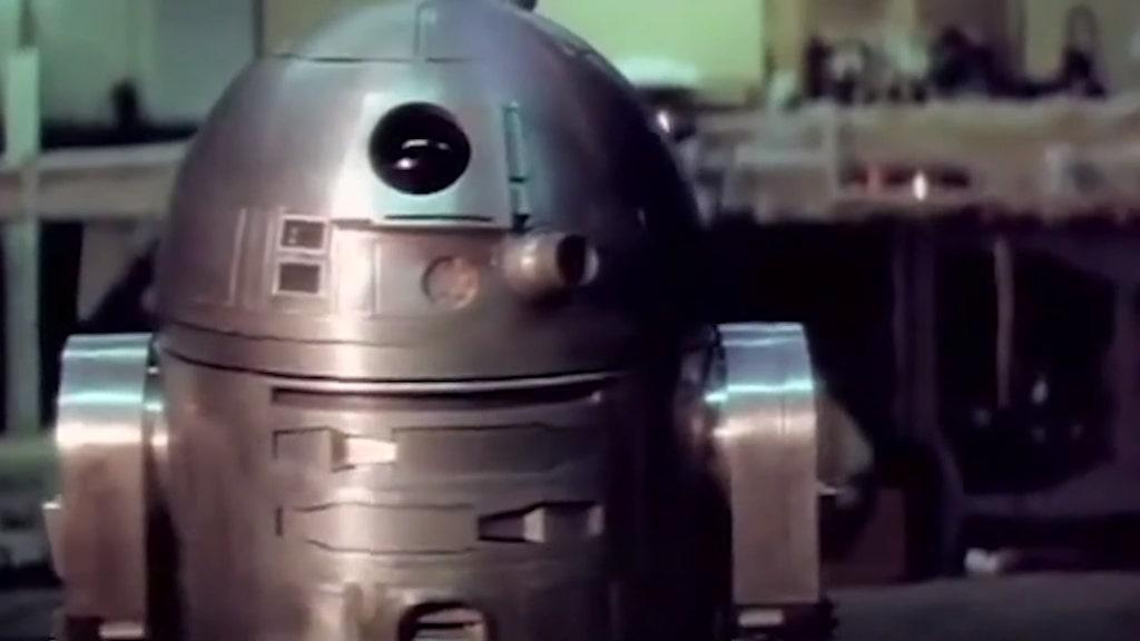 Star Wars Droid Screen Tests R2D2