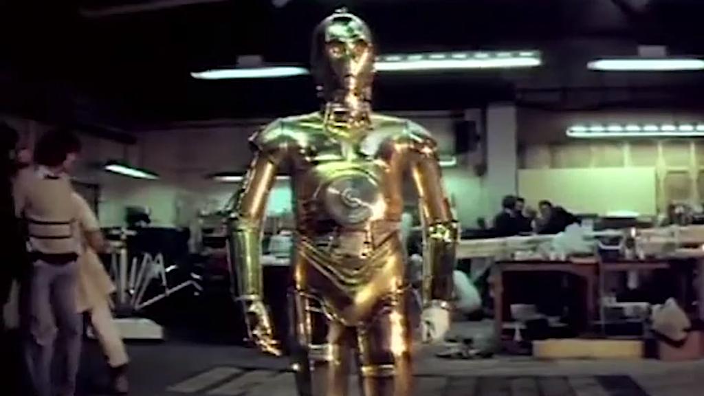 Star Wars Droid Screen Tests