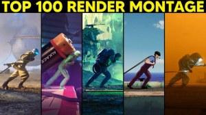 Top 100 Render Montage