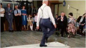 Traditional Irish Door Dancing