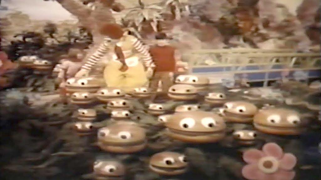 Trippy McDonalds 1969 Commercials