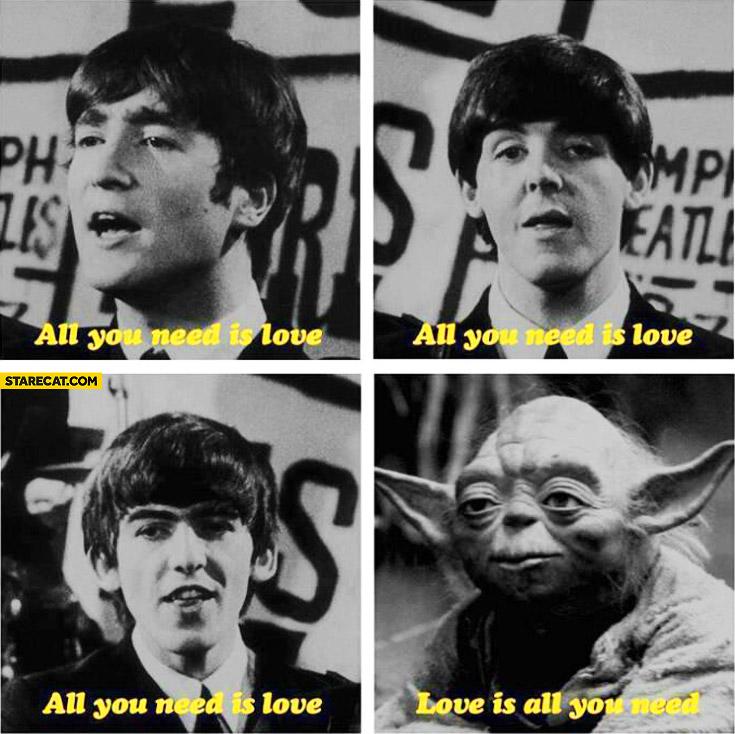 Yoda Love