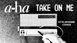 aha Take on Me Stylophone Cover