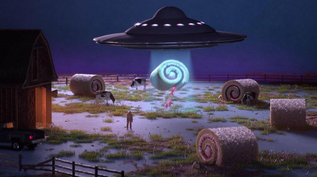 Cake UFO