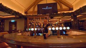 Conor McGregor The Black Forge Inn Bar